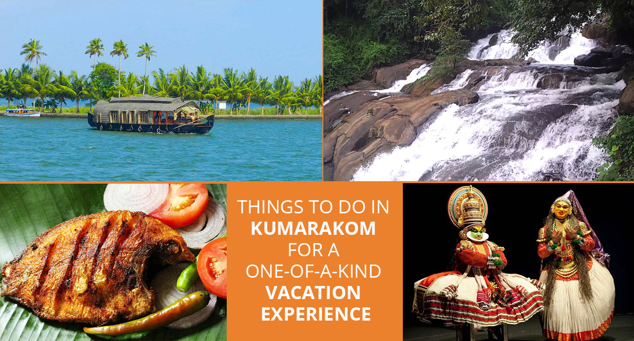 Things to Do in Kumarakom for a One-of-a-kind Vacation Experience